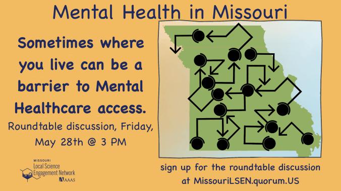 Mental Healthcare Access in Missouri
