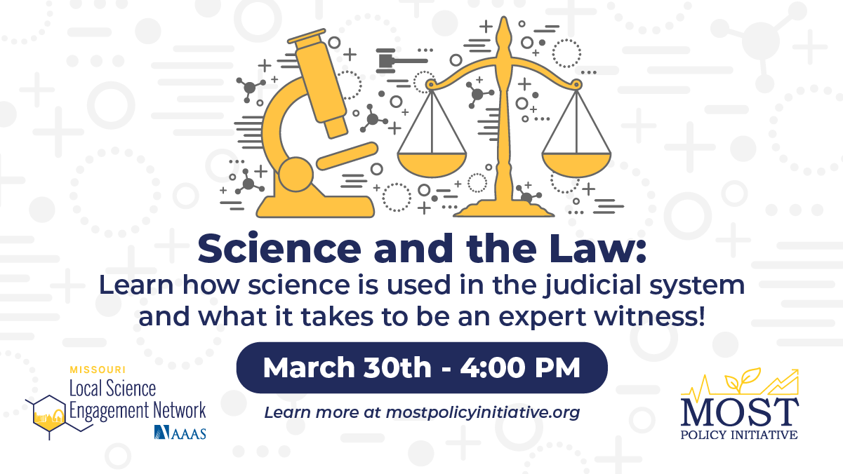 Science and the Law: Expert Witness Workshop